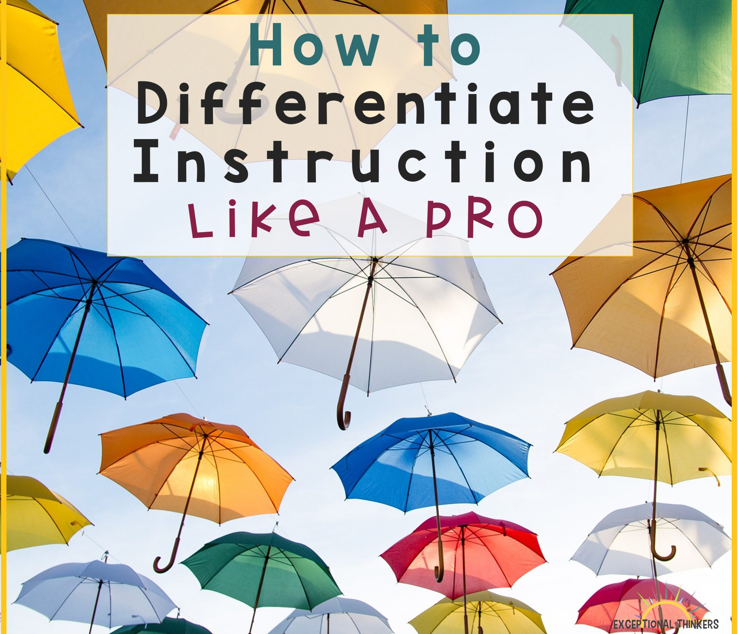 7 Seasoned Teachers Reveal How to Differentiate Instruction Like a Pro