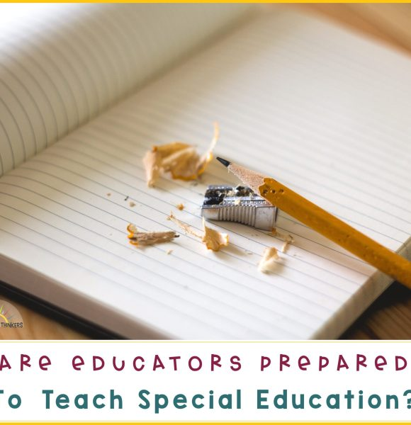 Are Educators Prepared to Teach Students with Disabilities?