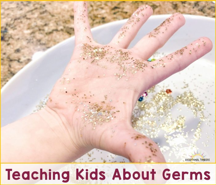Teaching Kids About Germs with a Soap Experiment