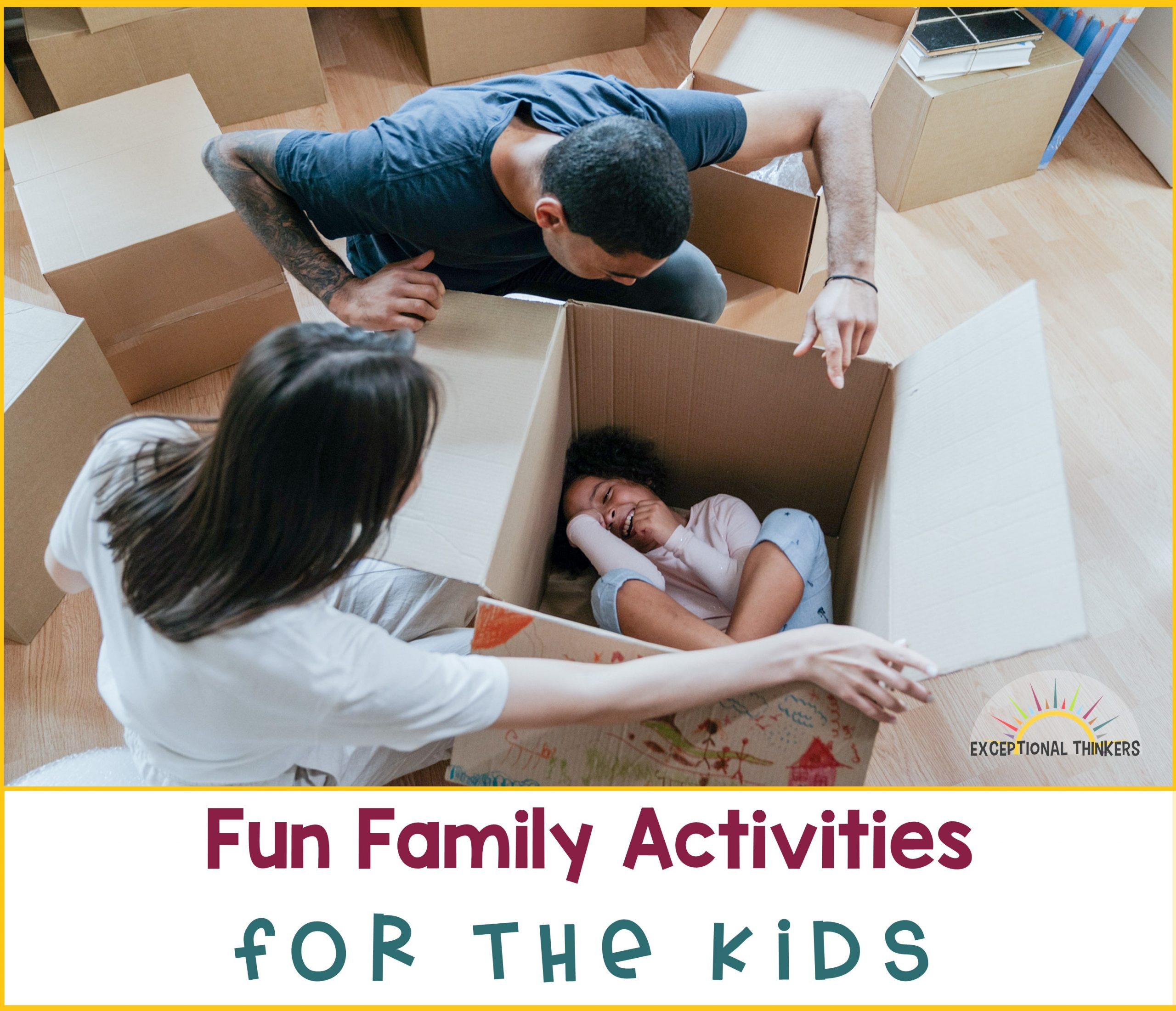 Fun Family Activities for the Kids