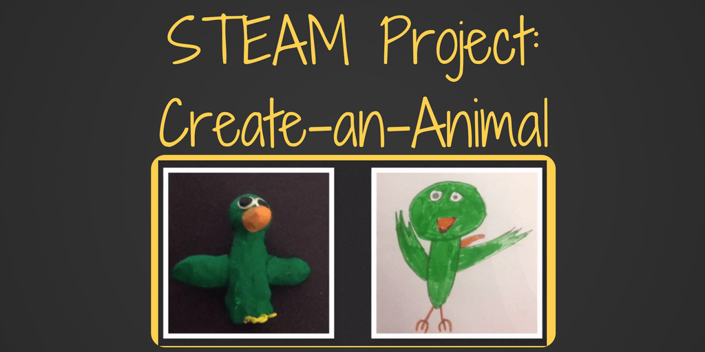 STEAM Project: Create-an-Animal | Teaching Forward