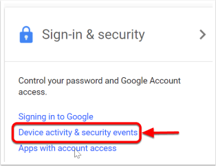 logout of google account on android phone