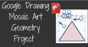 Google Drawing Geometry