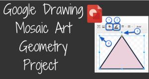 Google Drawing Geometry