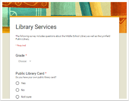 Teaching Statistics with Google Forms | Teaching Forward