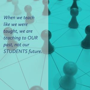 Teaching to Our Students