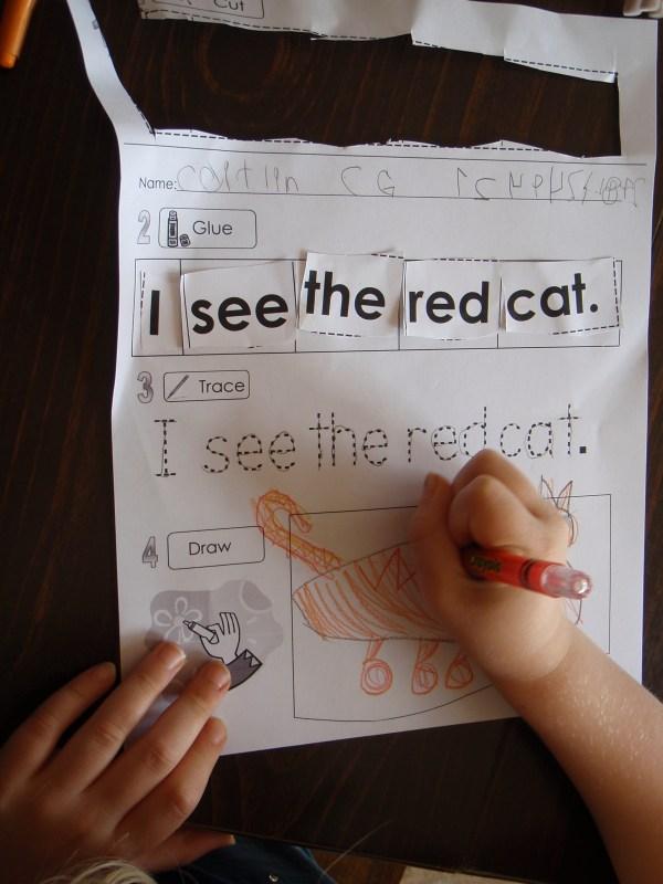 Sight Word Free Extra Practice Activities. - Teaching