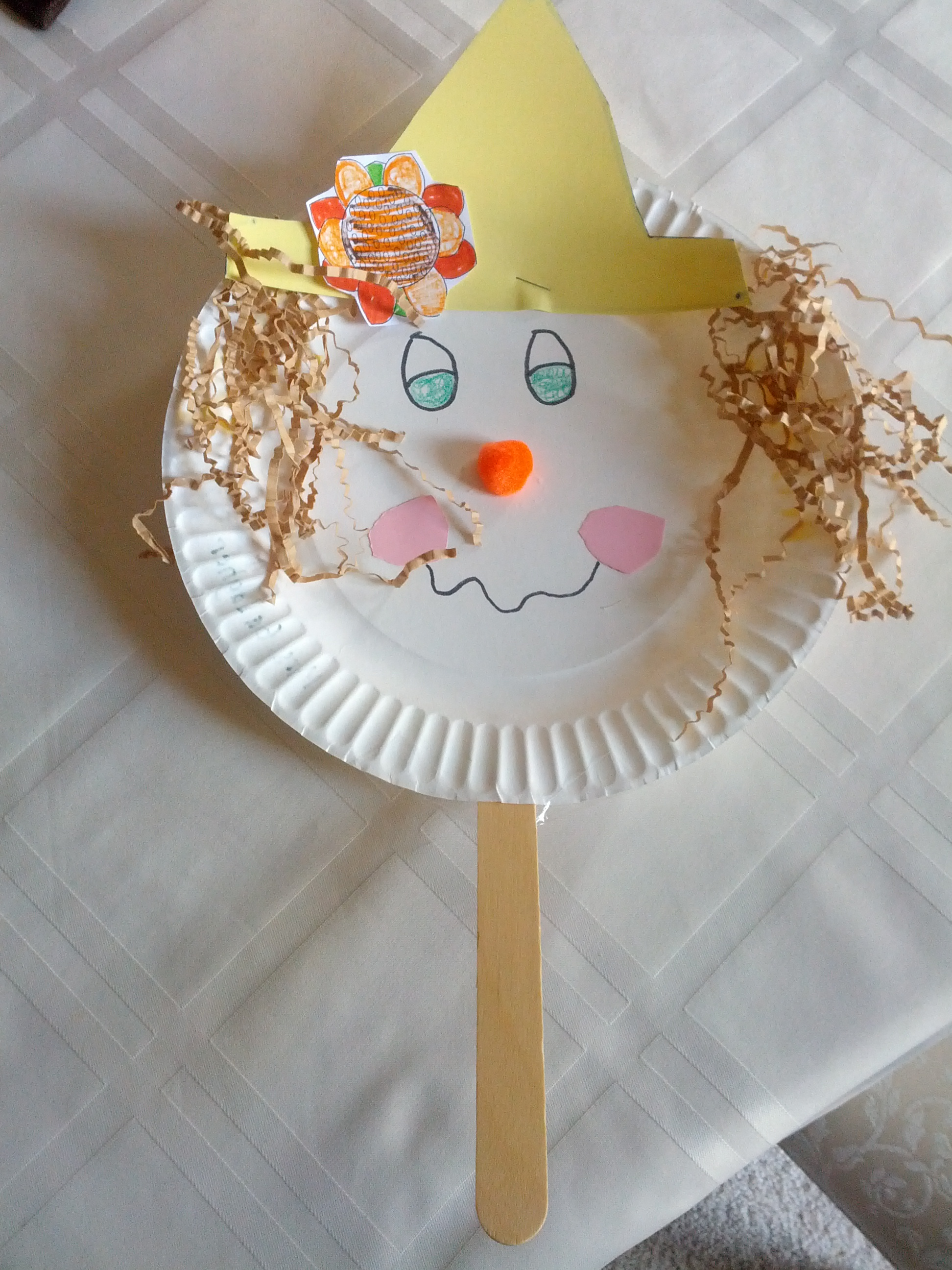 Scarecrow Theme Unit
