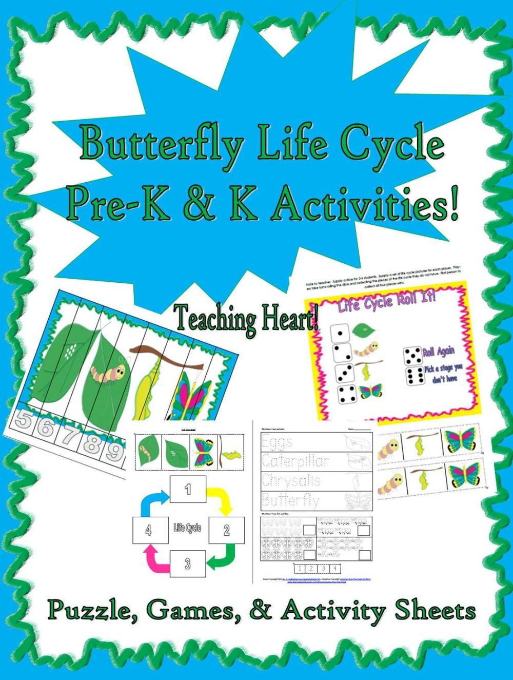medium resolution of The Very Hungry Caterpillar Unit (K-3) Lessons