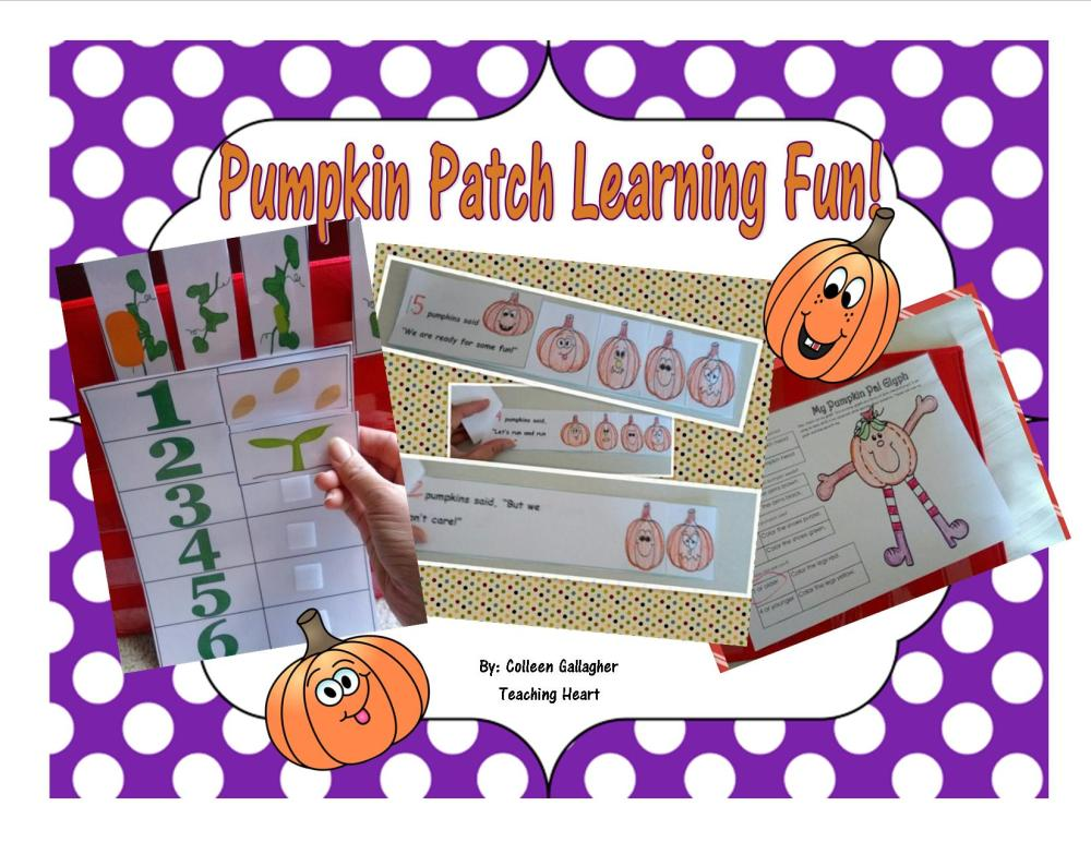 medium resolution of A Pumpkin Unit - filled with lessons