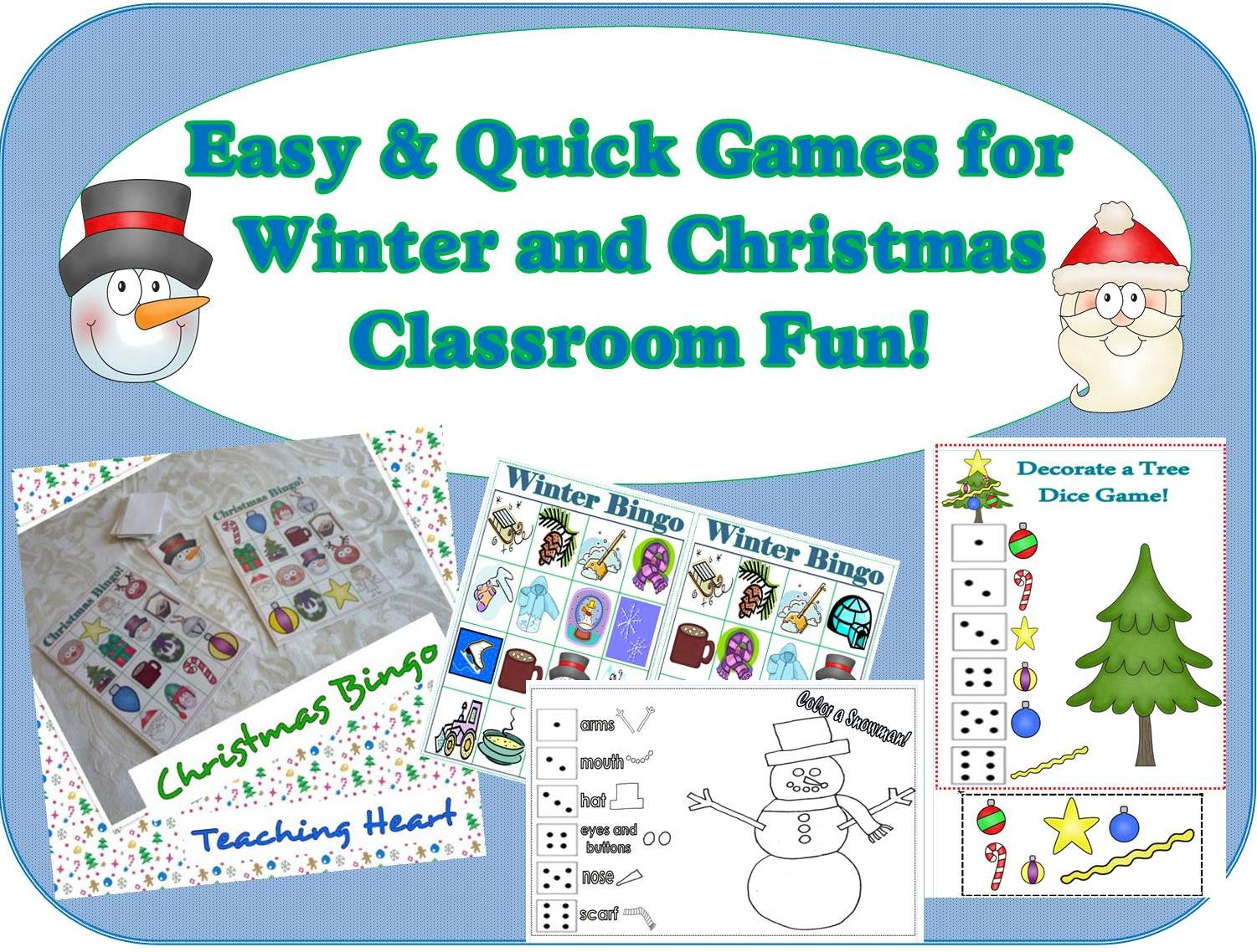 Ultimate Winter Resource For Teachers