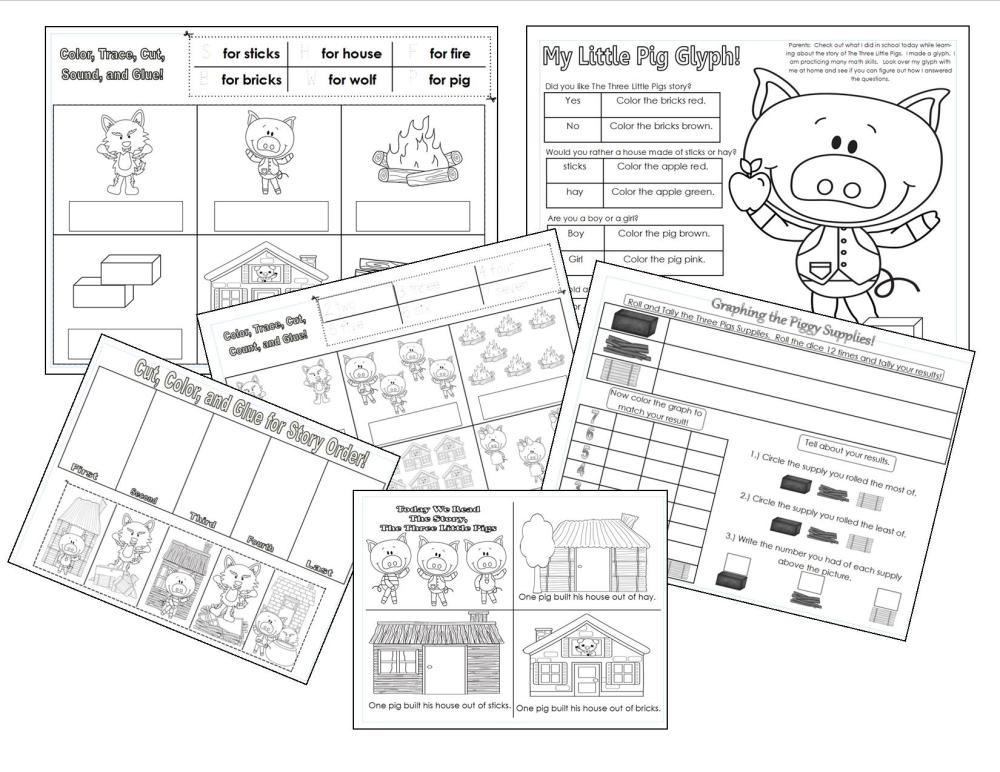 medium resolution of Fairy Tales - Lessons Ideas Pintables and More For Teachers