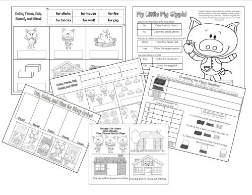 small resolution of Fairy Tales - Lessons Ideas Pintables and More For Teachers