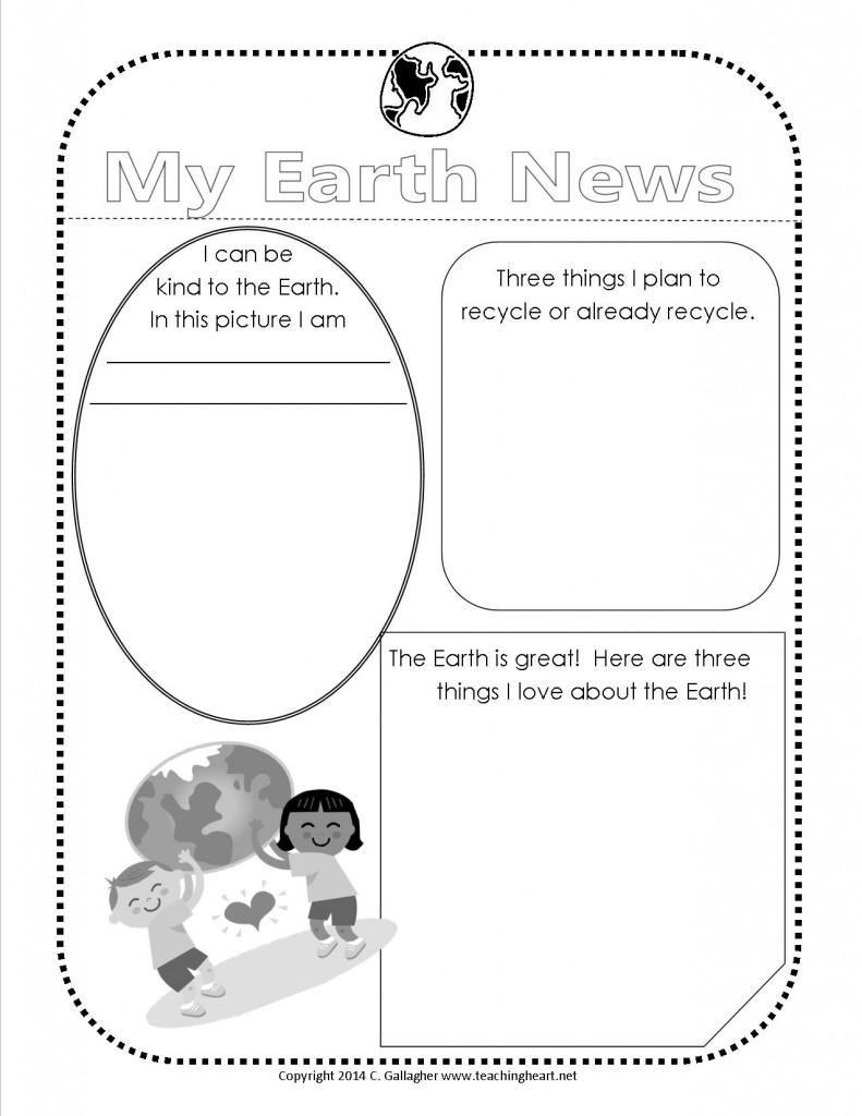 Earth Day 2014 (Free Printable)