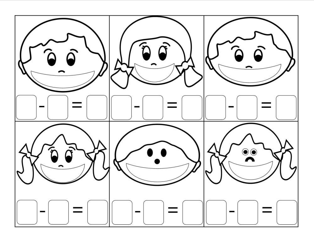medium resolution of Subtraction in Kinder… – Teaching Heart Blog