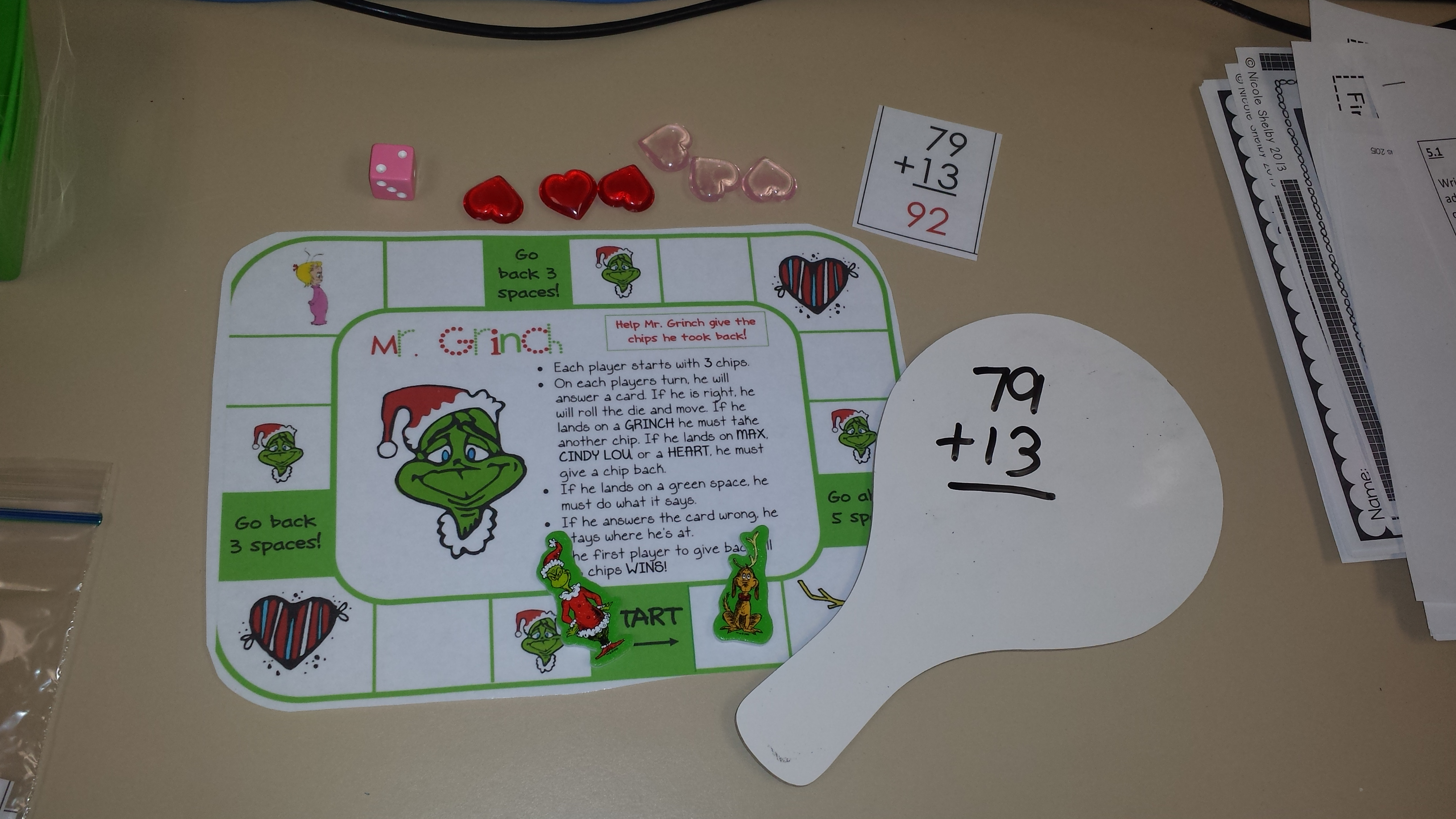 Grinch Day Fun Teaching Heart Blog