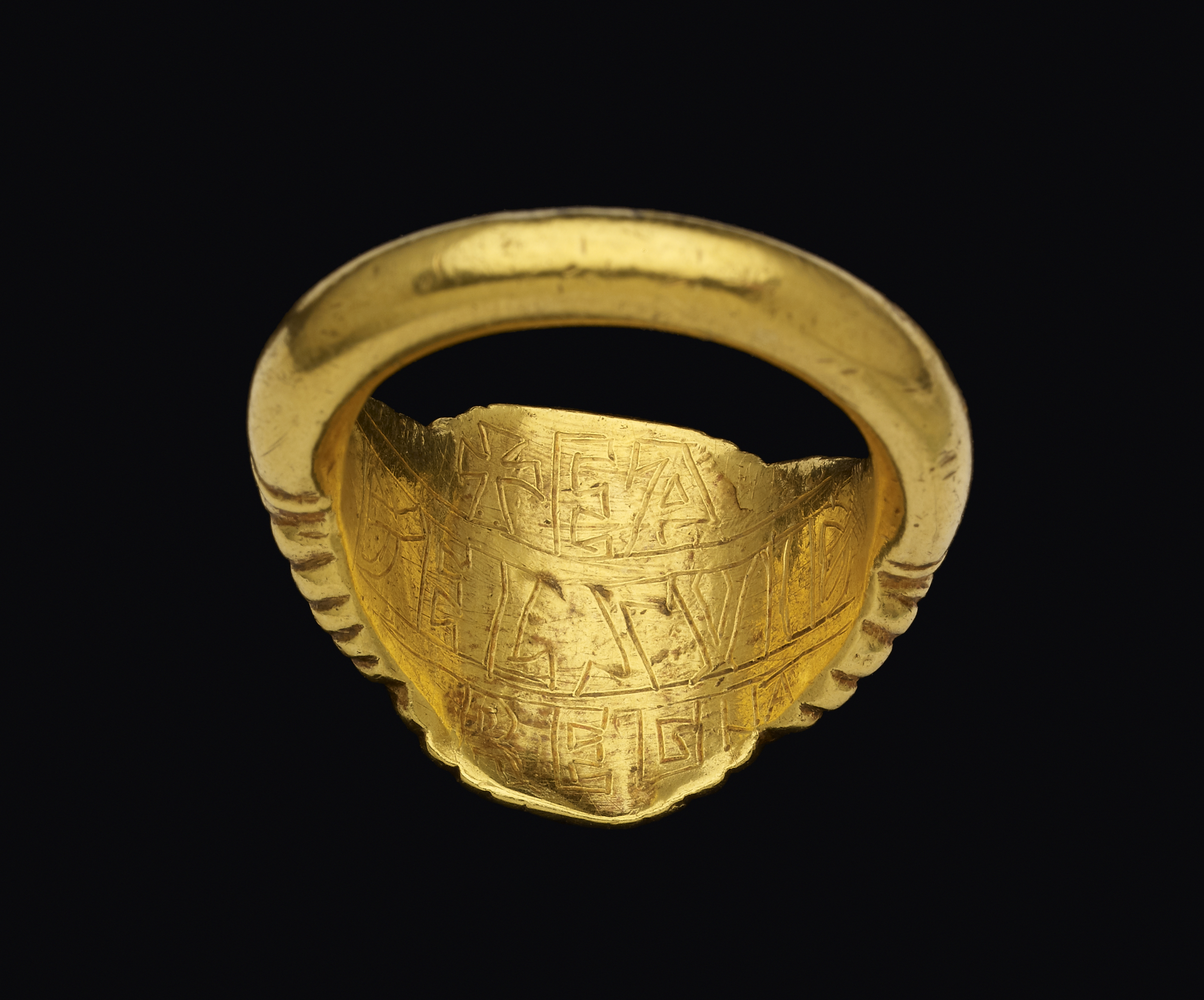 Teaching History With 100 Objects Anglo Saxon Royal Rings