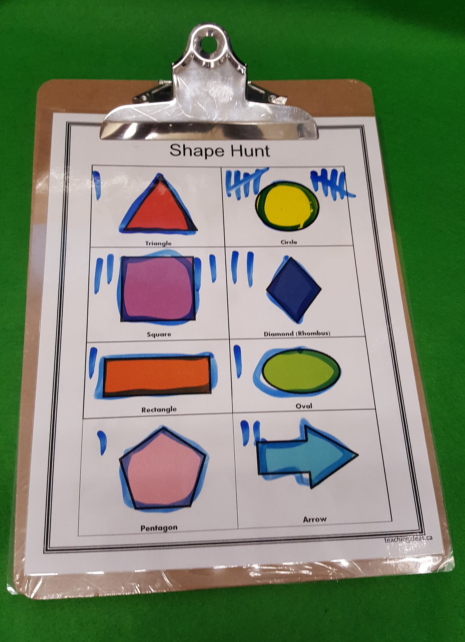 Kindergarten Worksheet And Math Activity