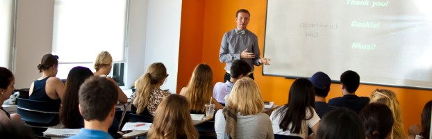 Classes that Refuse to Talk: What to Do