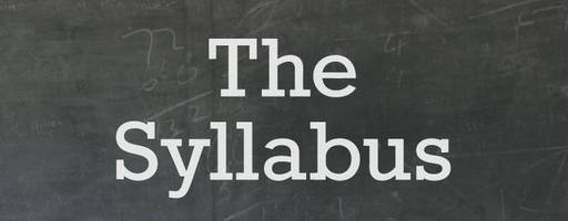 Syllabus for teaching in a Korean University | ESL Teaching Syllabus