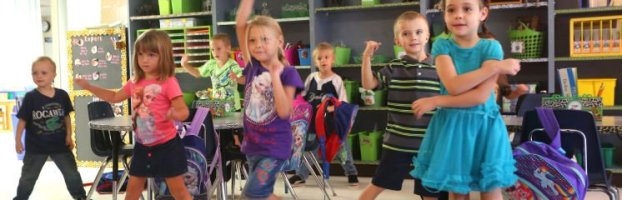 Physical Activity in the Classroom
