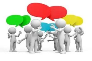 speaking and conversation