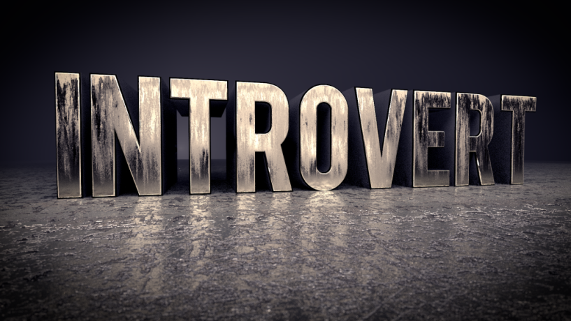 The introverted English teacher