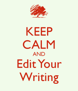 Student Autonomy with Self-Editing