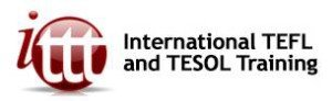 International TEFL and TESOL training