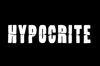 Am I a Total Hypocrite? Some Thoughts