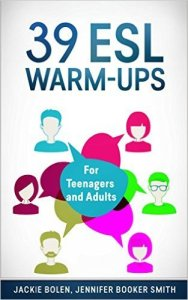 ESL Warm-Ups for Teenagers and Adults