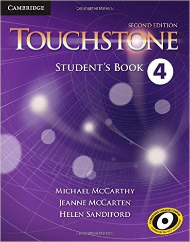 Review of Touchstone, a 4-Skills ESL Textbook for Adults