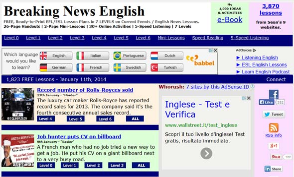 breaking-news-english