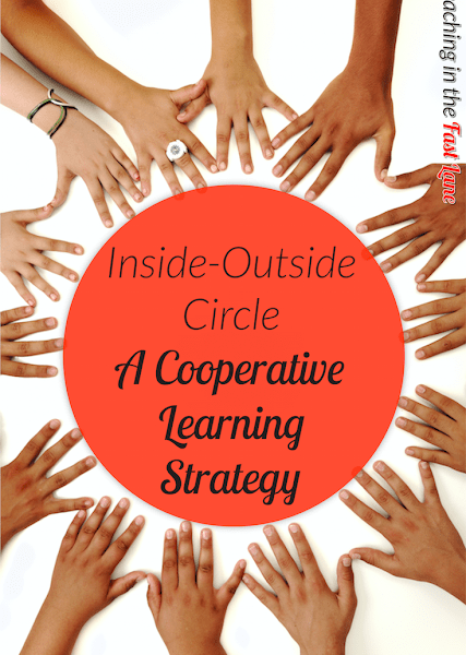Cooperative Learning Strategy: Inside Outside Circle