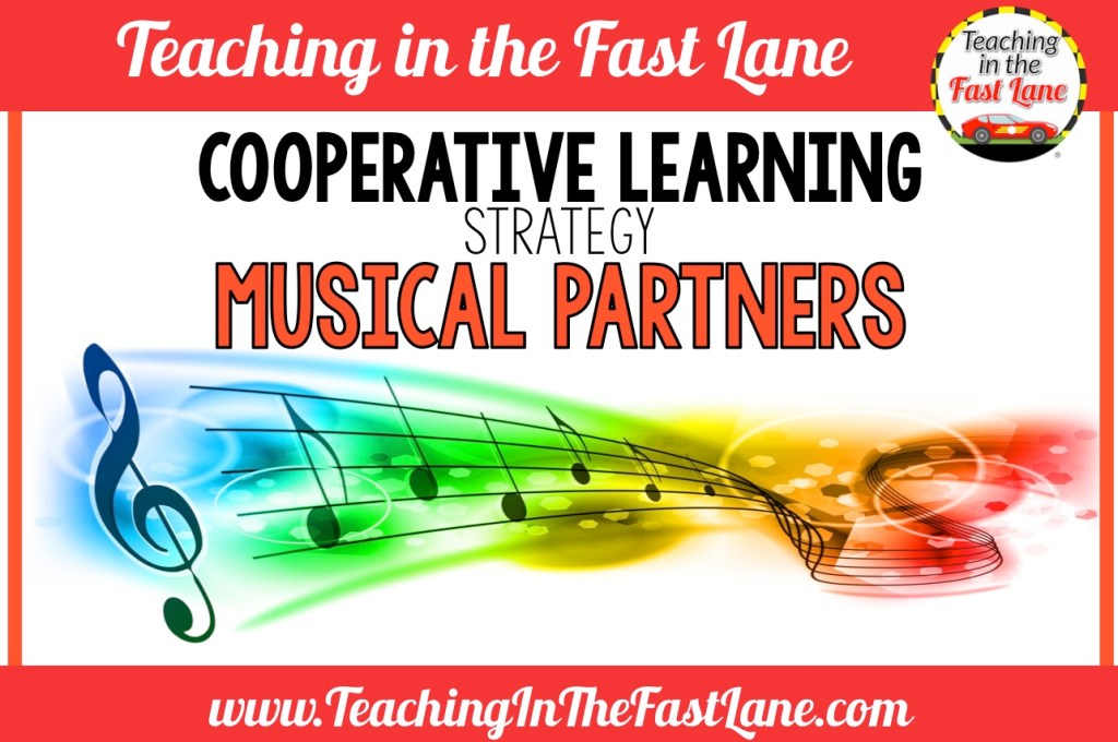 Are you looking for a new way to form partners and have students work together. This cooperative learning strategy is a great way for students to mix and mingle and build positive interdependence.