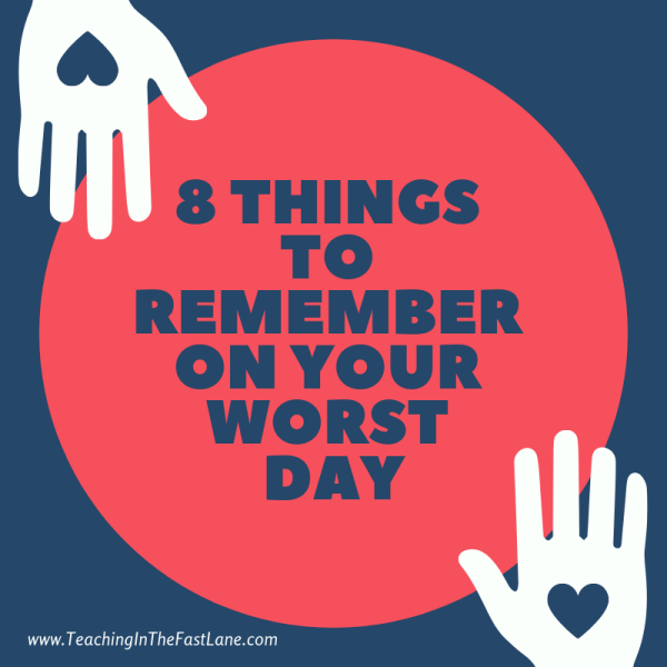 8 Things to Do on Your Worst Day