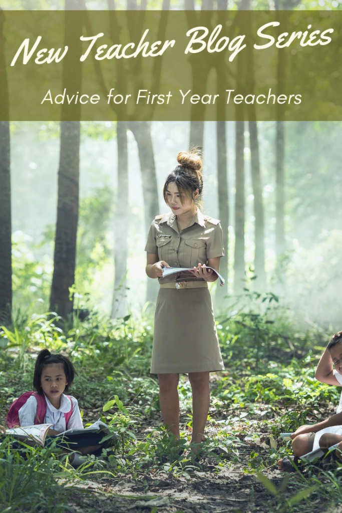 Advice for first year teachers from veteran teachers can help to relieve stress and anxiety! Check out this post with valuable advice and tips for first year teachers from those that know classrooms best!