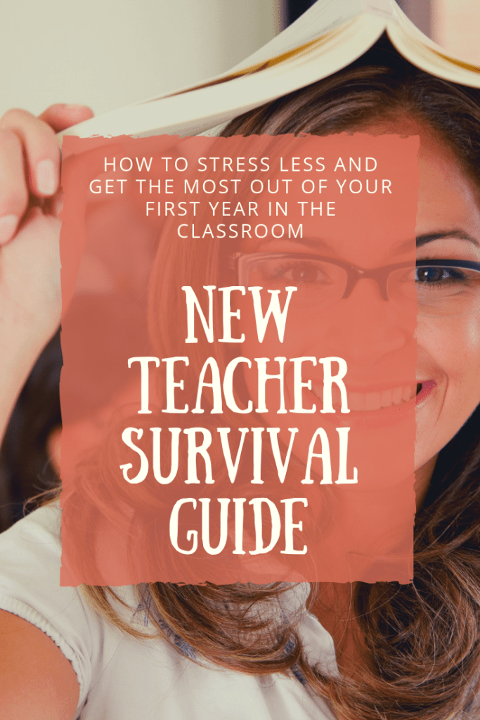 New Teacher Survival Guide - Gets tips and advice from teachers that have been there are survived their first year in the classroom!