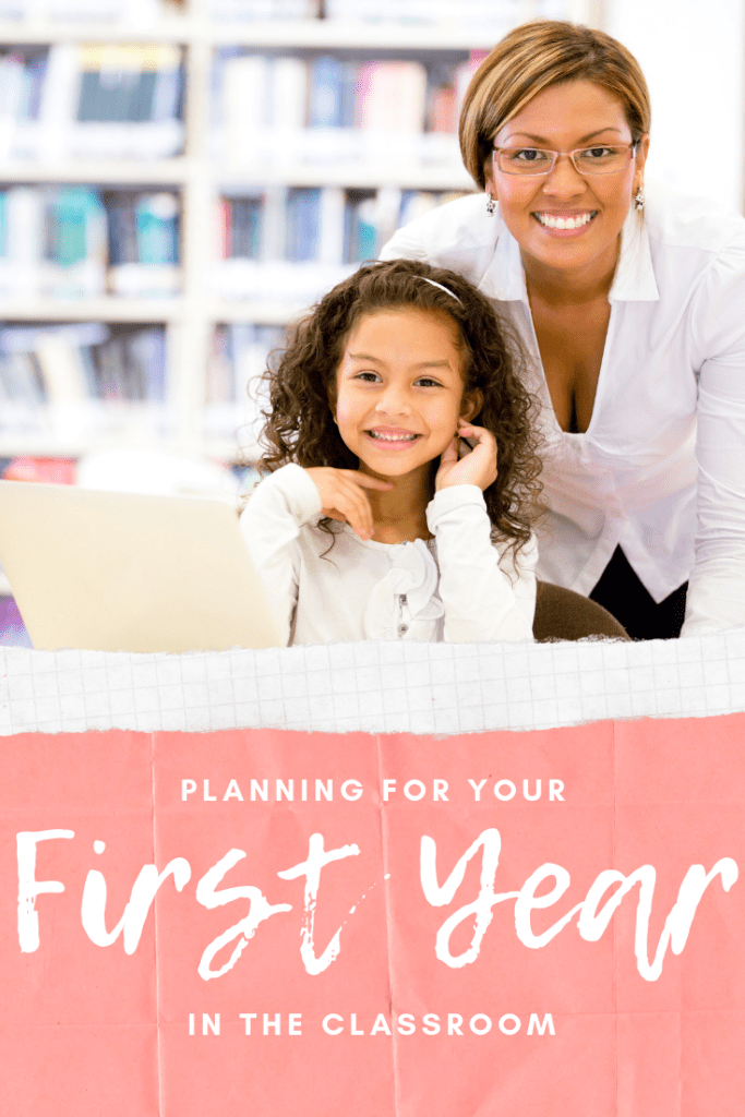 Are you feeling anxiety about planning for your first year teaching? Check out this post with helpful hints about how to prepare for your students and avoid struggles.