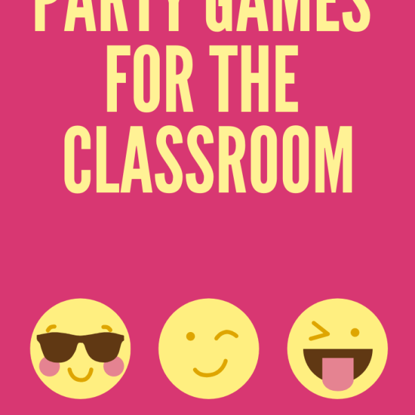 Classroom Party Games to Keep Things Funny