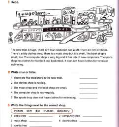 English Worksheets for Grade 3 – Teaching Kids to Read and Write [ 2392 x 1796 Pixel ]