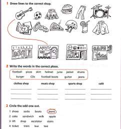 English Worksheet Land Grade 3   Printable Worksheets and Activities for  Teachers [ 2384 x 1812 Pixel ]