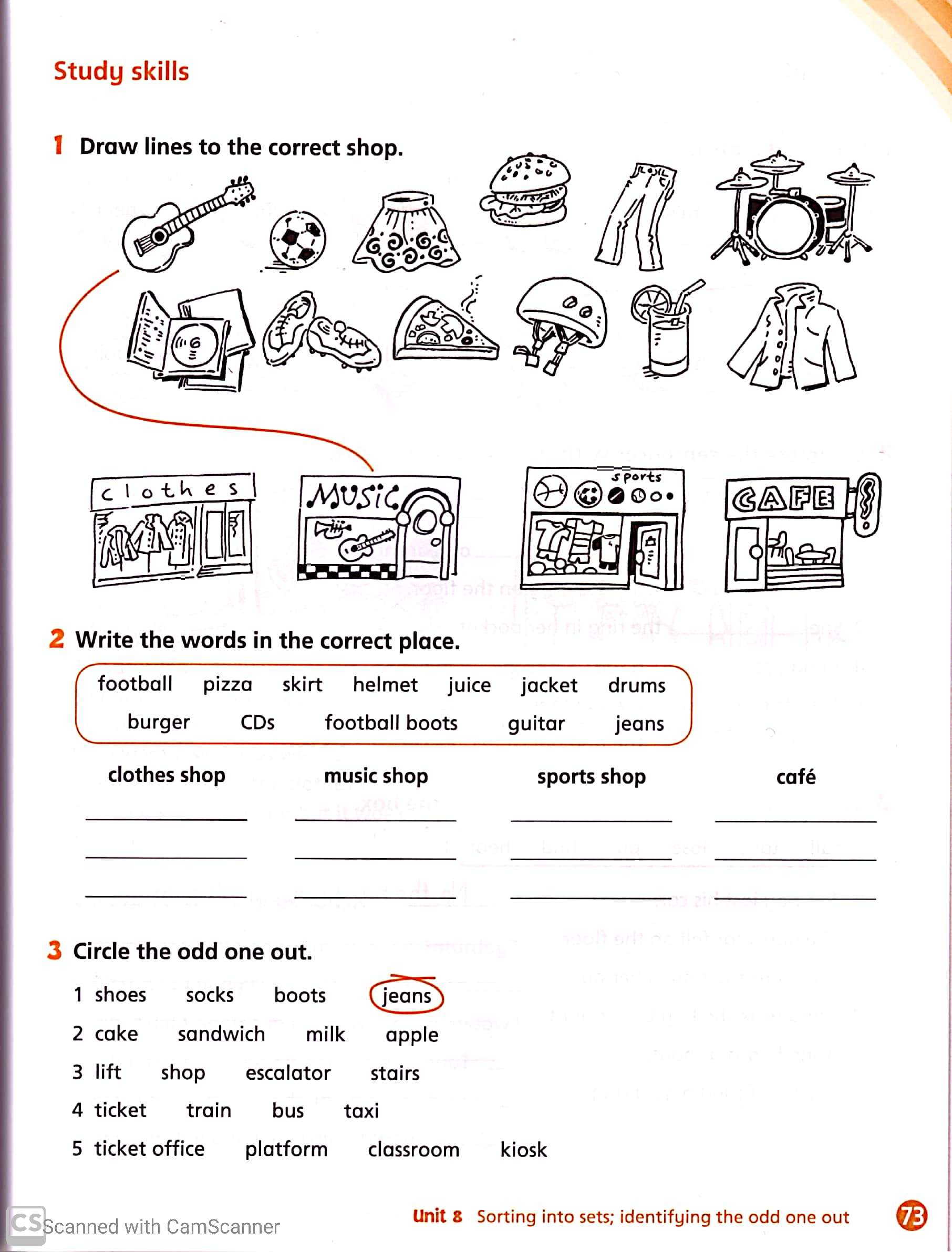 hight resolution of Grade 3 English Worksheet Bc   Printable Worksheets and Activities for  Teachers