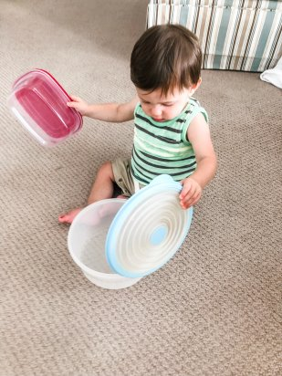 26 Common Household Items That Make Cheap Baby & Toddler Toys ...