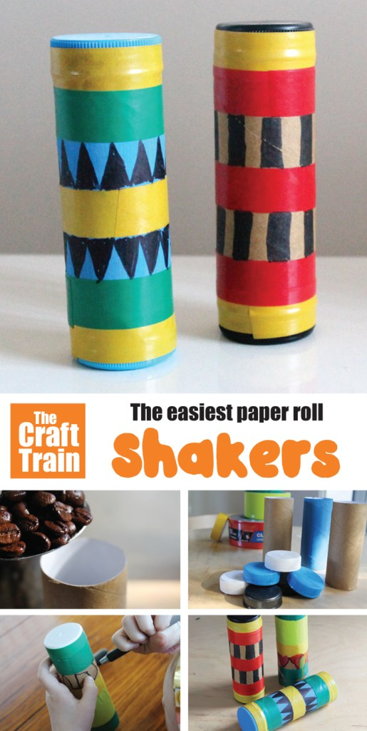 DIY sensory shakers and noise makers for your baby, toddler, or preschooler to have fun with and watch as they play. Easily make music or noise with them