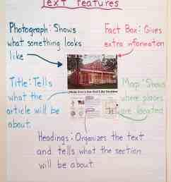 Text Features Scavenger Hunt - Teaching Made Practical [ 3130 x 2336 Pixel ]