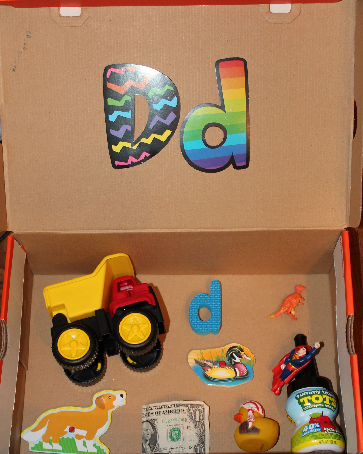 Model Mouth Craft For Preschoolers