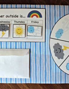 Weather board also diy preschool with free printables teaching mama rh teachingmama
