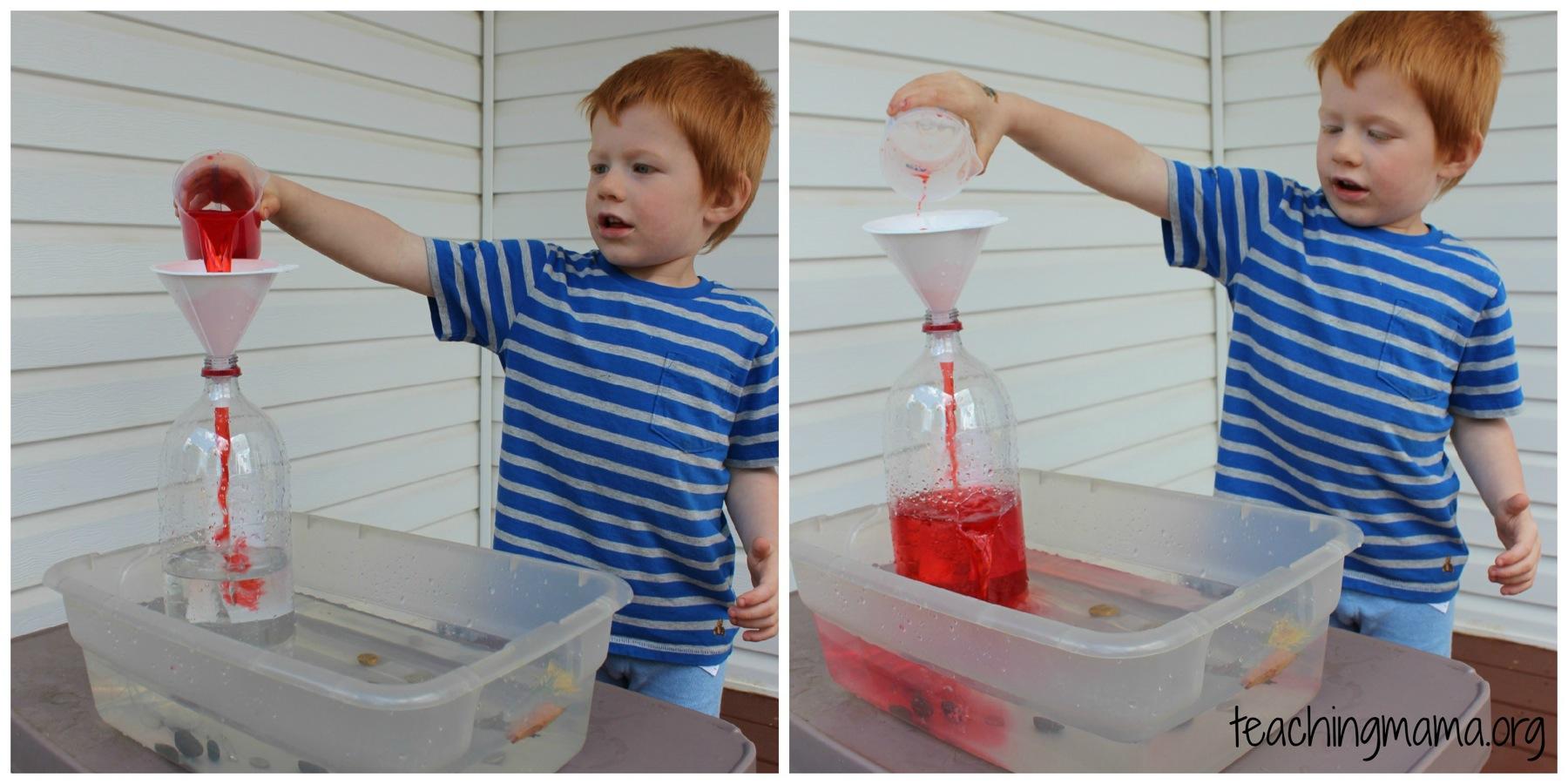5 Water Activities For Preschoolers