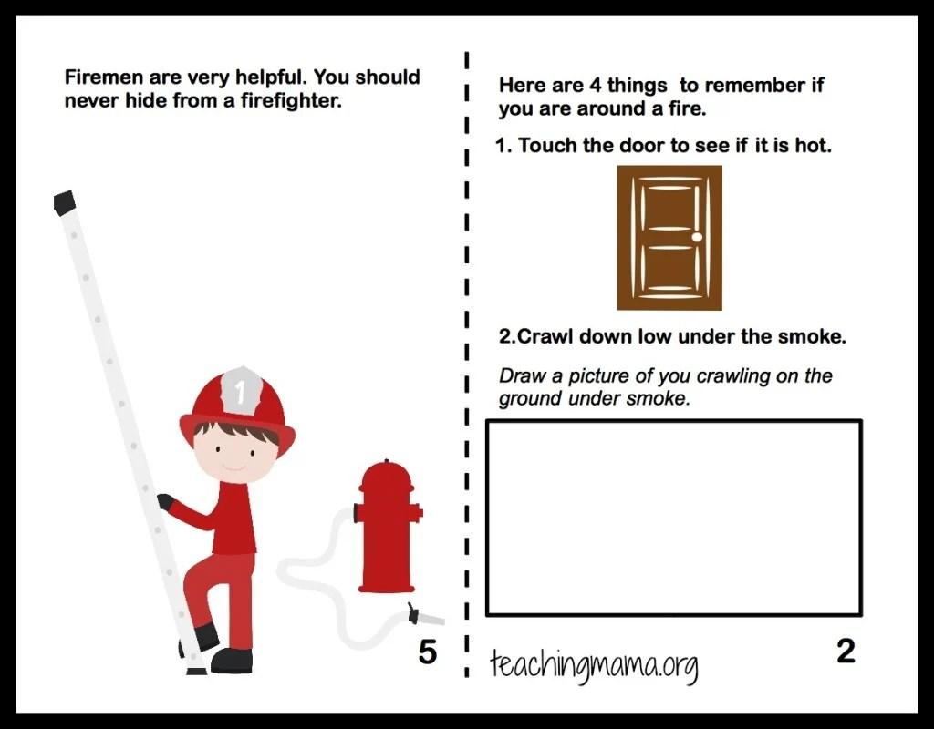Fire Safety Week